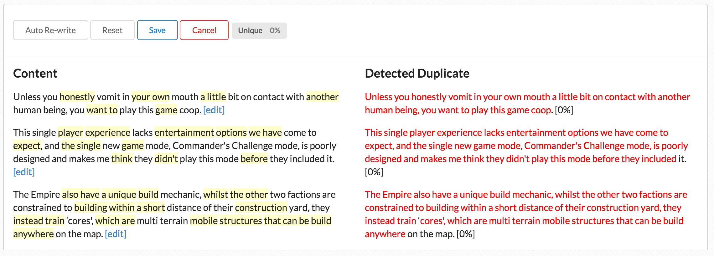duplicate-detection