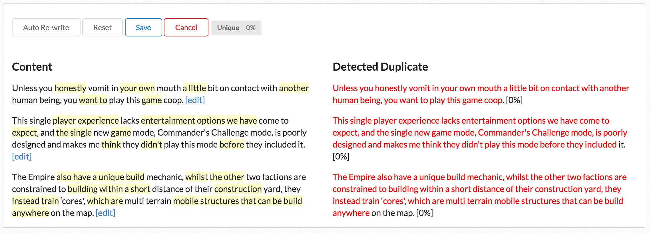 duplicate-detection