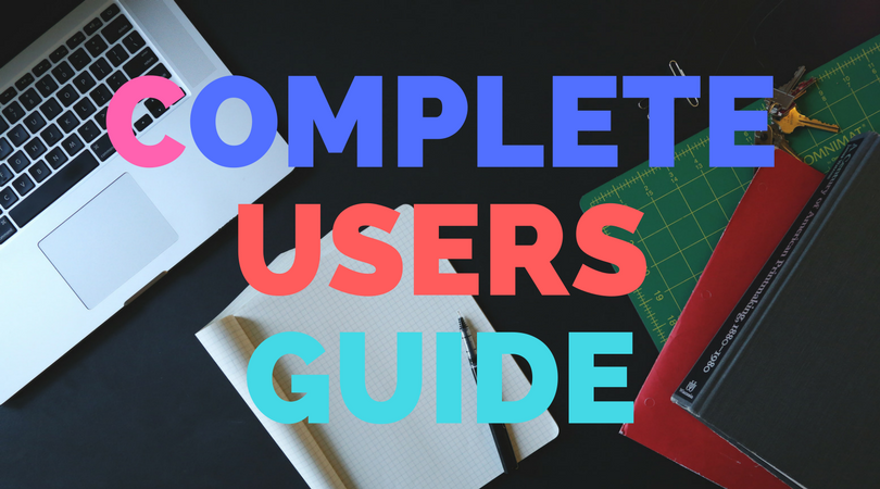 Complete Users Guide