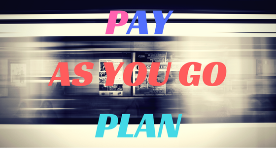 Pay As You Go Plan