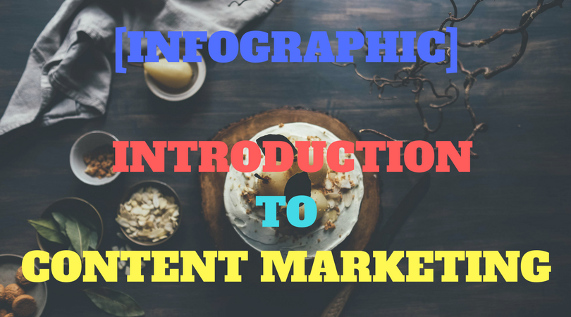 [infographic] Introduction to content marketing