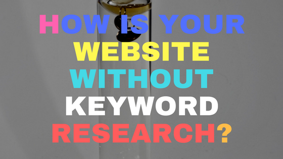 A beginners guide to keyword research